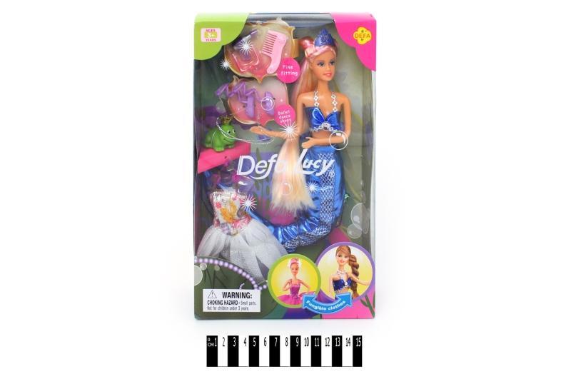 лялька defa  - русалка   6021