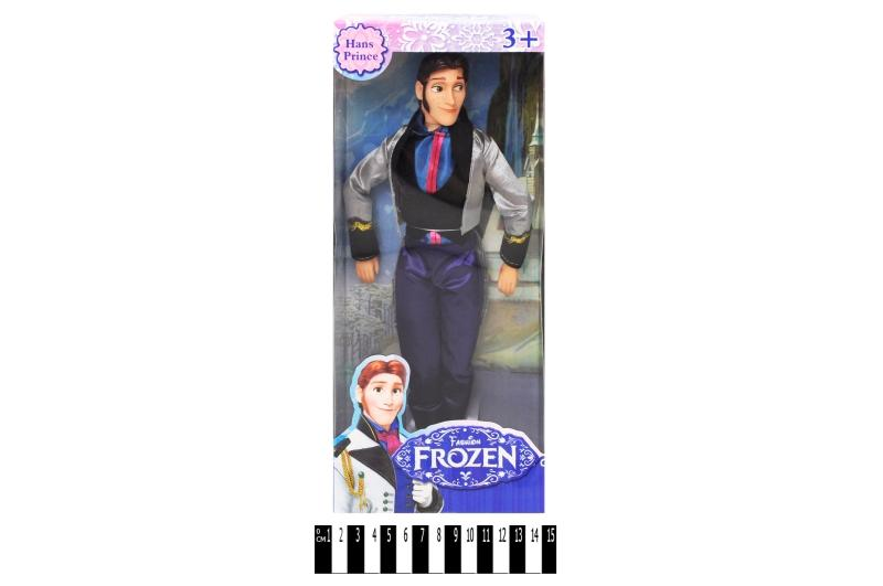 """лялька  (принц """"frozen"""" з мультф. """"крижане серце"""") 3120 р.33,5х14х5,5 см."""