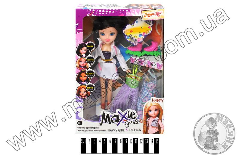 """лялька  """"moxie"""" з одягом та аксесуарами (коробка) xd801aр.18х5,5х27,5 см"""