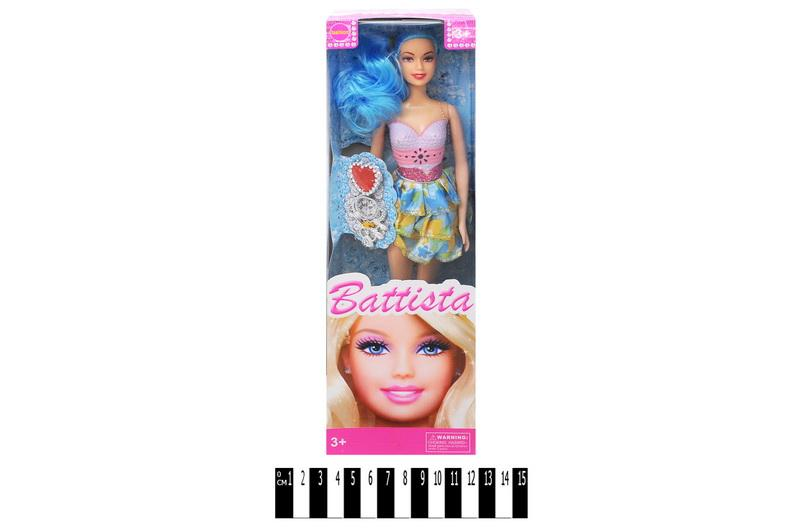 лялька  з аксесуарами (коробка) 0681а р.32х10х5 см.