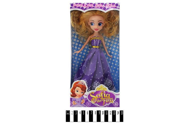 """кукла """"sofia"""" v2a, в коробке: 28х13,5х5 см"""