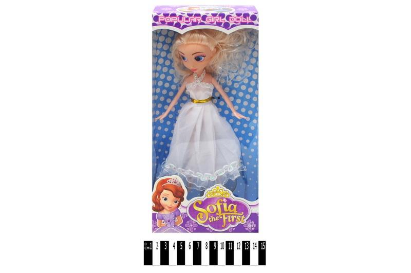 """кукла """"sofia"""" v2b, в коробке: 28х13,5х5 см"""