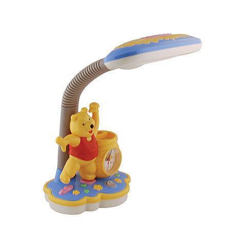 Детская настольная лампа Винни-Пух MT602 (HL037L)