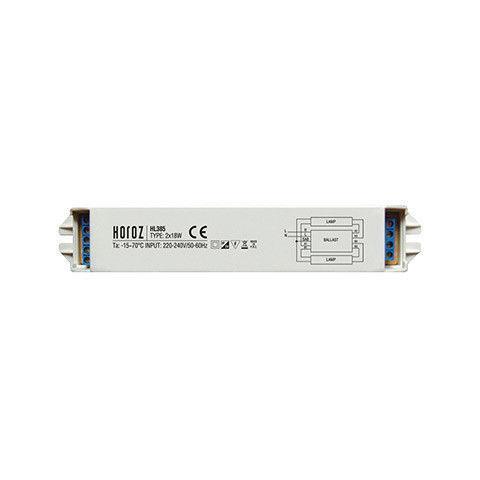 Электронный балласт 2x36W HL386
