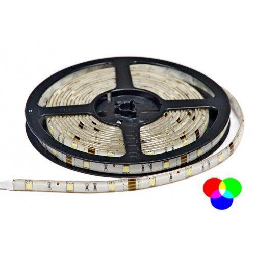 Светодиодная лента 5м B-LED 5050-30 RGB IP65  герметичная