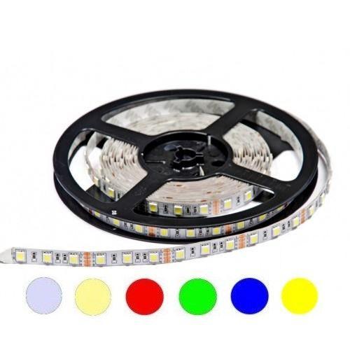 Светодиодная лента 5м B-LED 5050-60 IP20 не герметичная