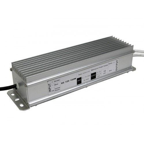 Блок питания влагозащищенный OEM DC12 100W 8,3А WP