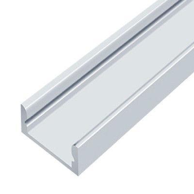 Профиль алюминиевый LED ЛП7 7х16мм