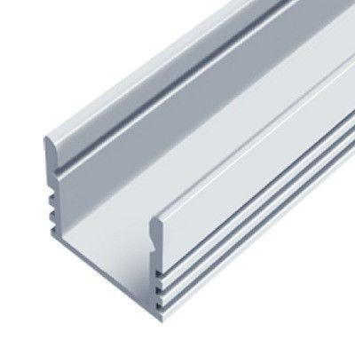 Профиль алюминиевый LED ЛП12 12х16мм