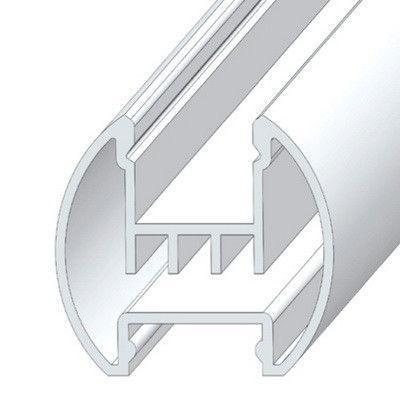 Профиль алюминиевый LED ЛСК