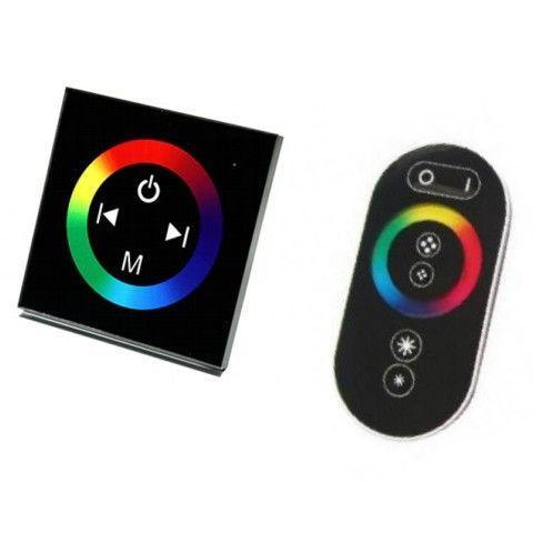 Контроллер RGB OEM 12А-Touch Remote черный