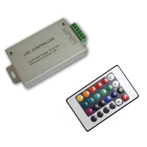 Контроллер RGB OEM 24А-IR-24 кнопки