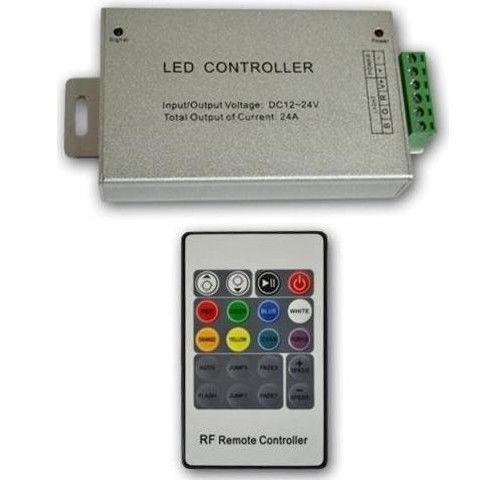Контроллер RGB OEM 24А-RF-20 кнопок