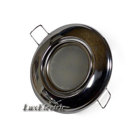 Светильник точечный HL750 хром