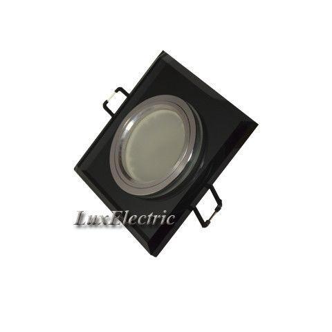 Светильник точечный ZA 043 черный