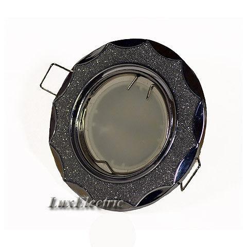 Светильник точечный ZA 723 серебро