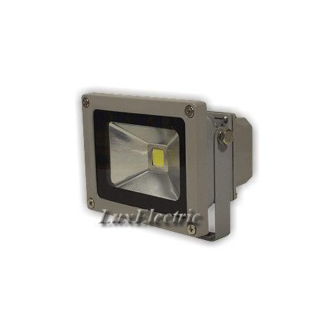 Прожектор светодиодный LED 10W Черный корпус