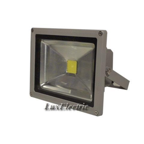 Прожектор светодиодный LED 20W Черный корпус