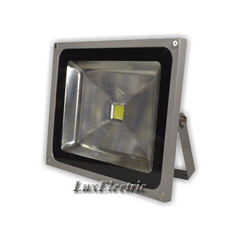 Прожектор светодиодный LED 50W Черный корпус