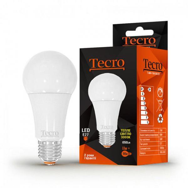 Лампа светодиодная Tecro 11 Вт 4000К