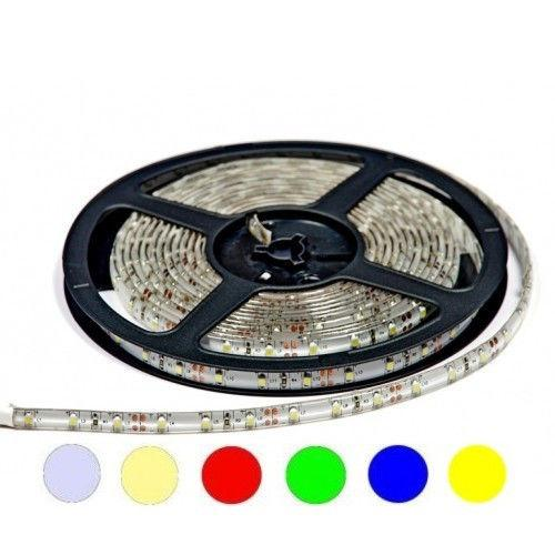 Светодиодная лента 5м B-LED 3528-120 IP65 герметичная Красный