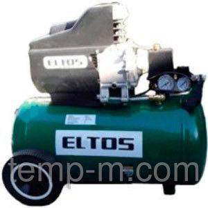 Компрессор Eltos 50-1 (50л)