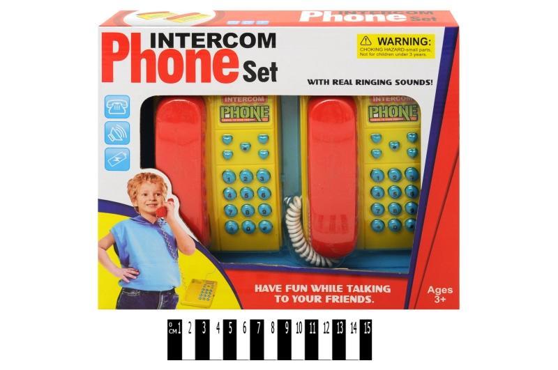 переговорний телефон  (коробка) 1243 р.29х25х6 см.