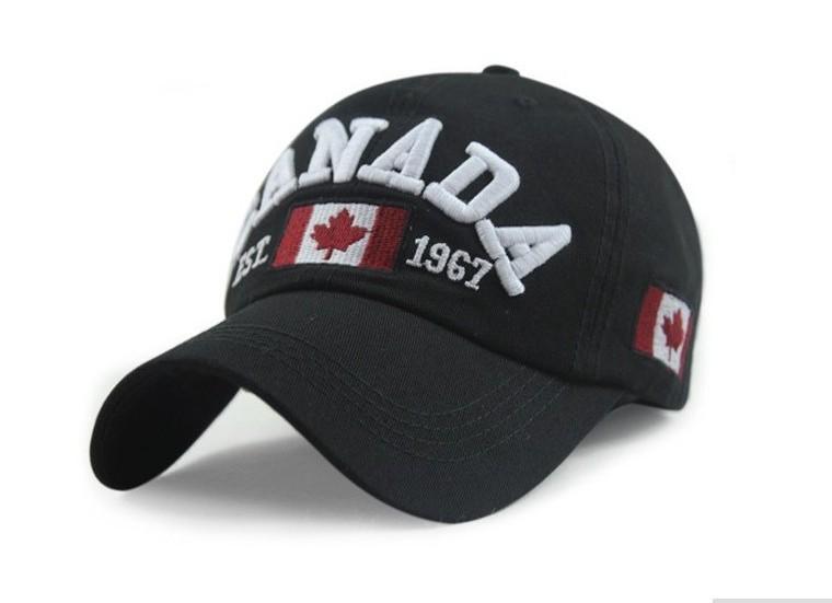 Бейсболка Канада