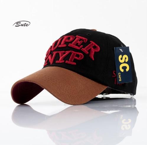 Бейсболка Super NYP