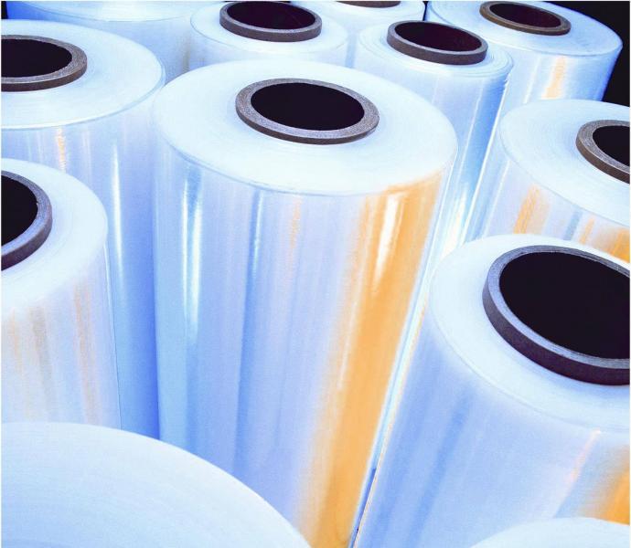 Пленка-стретч для ручной упаковки в рулоне (разная ЦЕНА, намотка и плотность, см. подробнее)