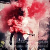 Фото Цветные дымы Дым MA0511mix/КРАСНЫЙ