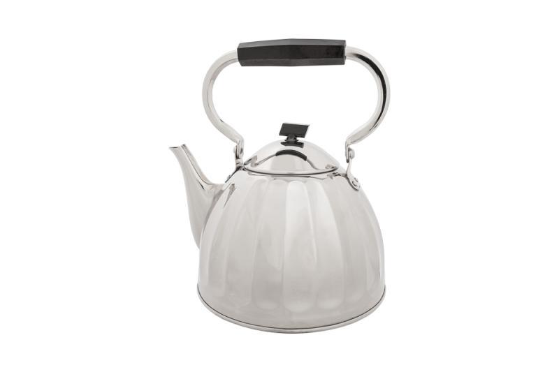 Чайник никелированный 2 литра
