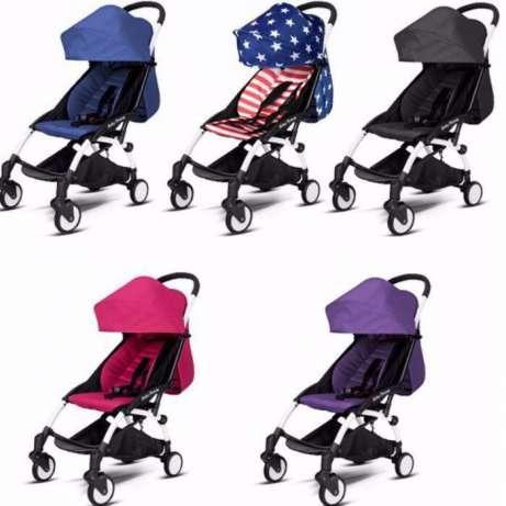 Детская коляска BabyTime (аналог Yoyo)