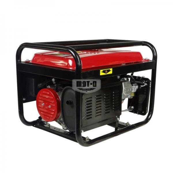 Генератор MG2500K-BiFuel 2,5 кВа (Газ-бензин)