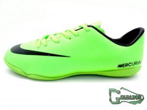 Фото ФУТБОЛЬНАЯ ОБУВЬ, ФУТЗАЛКИ (БАМПЫ) Футзалки (бампы) Nike Mercurial Victory (0178)