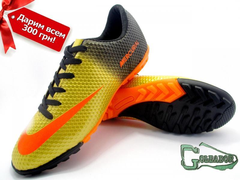 Сороконожки (многошиповки) Nike Mercurial Victory (0260)