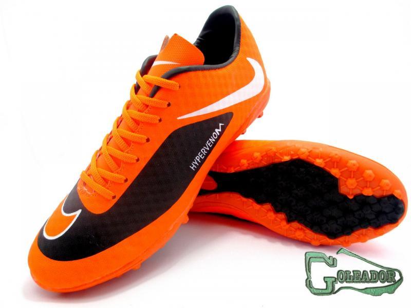 Сороконожки (многошиповки) Nike Hypervenom Phelon (0276)