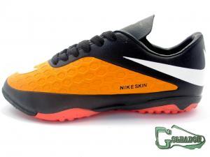 Фото ФУТБОЛЬНАЯ ОБУВЬ, СОРОКОНОЖКИ (МНОГОШИПОВКИ) Сороконожки (многошиповки) Nike Hypervenom Phelon (0277)