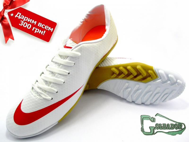 Сороконожки (многошиповки) Nike Mercurial Victory (0299)