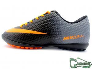 Фото ФУТБОЛЬНАЯ ОБУВЬ, СОРОКОНОЖКИ (МНОГОШИПОВКИ) Сороконожки (многошиповки) Nike Mercurial Victory (0343)