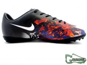 Фото ФУТБОЛЬНАЯ ОБУВЬ, СОРОКОНОЖКИ (МНОГОШИПОВКИ) Сороконожки (многошиповки) Nike Mercurial Victory CR7 (0363)