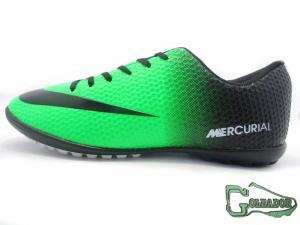 Фото ФУТБОЛЬНАЯ ОБУВЬ, СОРОКОНОЖКИ (МНОГОШИПОВКИ) Сороконожки (многошиповки) Nike Mercurial Victory (0393)