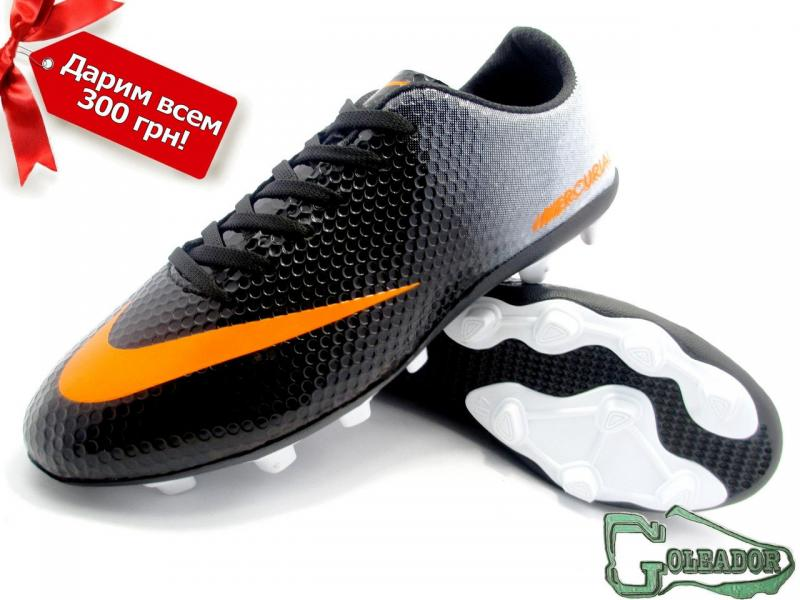 Бутсы (копы) Nike Mercurial Victory (0355)