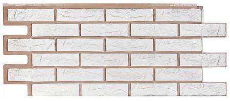 """фасадная панель """" т-сайдинг"""" лондон брик (1090*455)"""