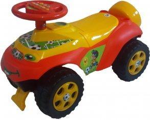 Фото Транспорт для детей, Автомобили толокары Машинка для катання Автошка 01311709RU new
