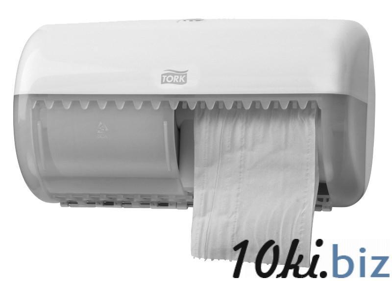 Диспенсер TORK Matic для туалетной бумаги Т4 в стандартных рулонах  купить в Минске - Дозаторы для мыла с ценами и фото
