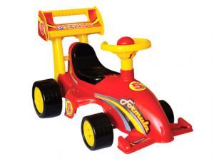 Фото Транспорт для детей, Автомобили толокары Игрушка «Автомобиль для прогулок «Формула» ТехноК» арт.3084