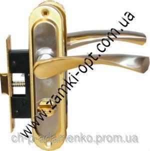 Ручка-защелка на Планке HI-LUKE BKP-04H20 SN/GP