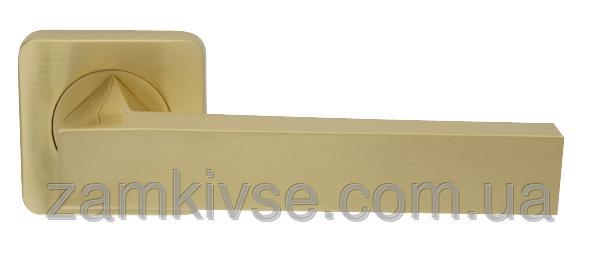 ARMADILLO Ручка раздельная CORSICA SQ003-21SG-1 матовое золото