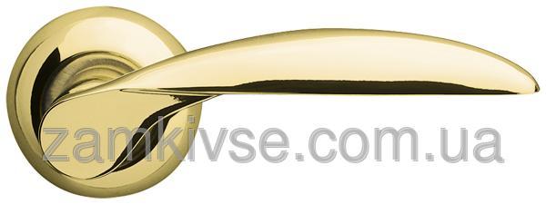 ARMADILLO Ручка раздельная Diona LD20-1SG/CP-1 матовое золото/хром